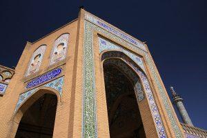 مسجد جامع کرمانشاه