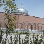 ساخت گنبد در اصفهان شهر جدید مجلسی