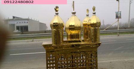 ضریح سازی برای هییت شیراز