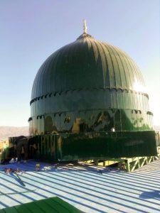 گنبد طرح مسجد النبی