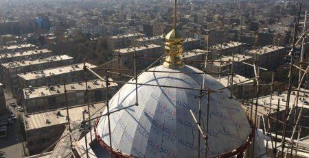 گنبد های ساختمانی (roof domes)