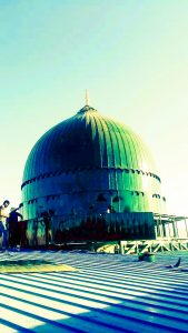گنبد مسجد النبی